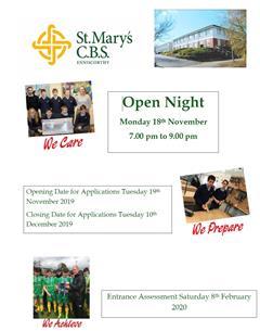 School Open Night