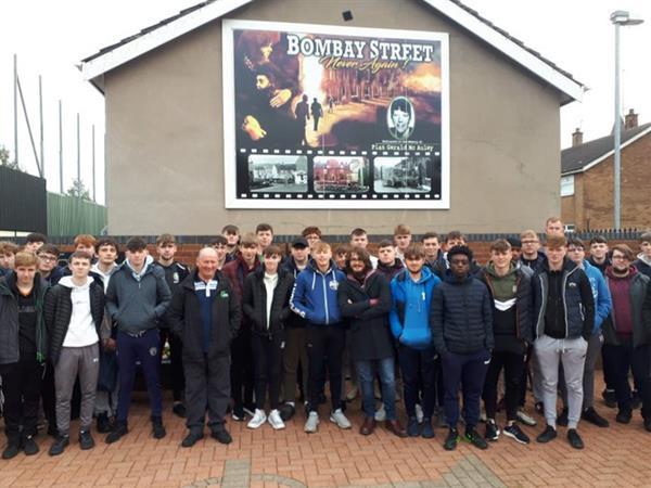 Belfast History Trip